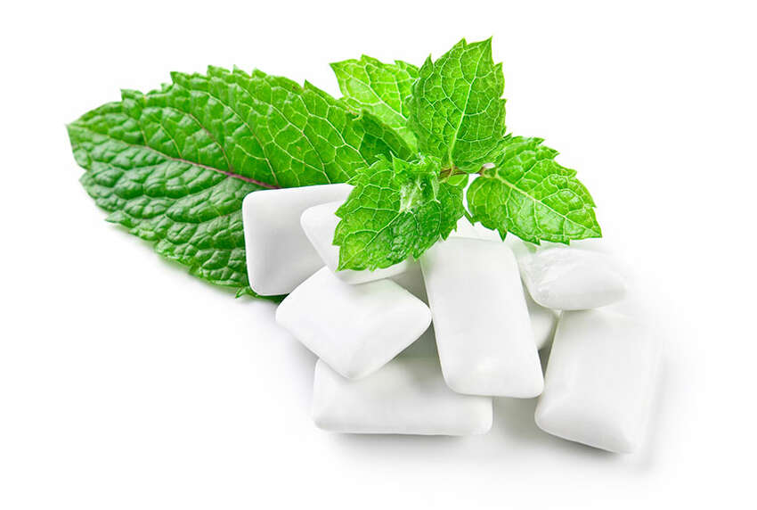 Bad breath may be a turn-off, but freshening it up might not help your situation in the sack. The menthol in peppermint has been shown to reduce testosterone levels, sending sex drive plummeting, says Dr. Richard. Chomping on peppermint-flavored gum means more bad news, since chewing brings air into your system, making you burp. While moans and grunts may enhance sex, belches are better left out of the soundtrack. If mint's a must before a romp, try peppermint tea. It's relatively low in menthol and it's better than gum for digestion, says Robyn Youkilis, a certified health coach and founder of Your Healthiest You.More from Woman's Day: Yoga Poses That Improve Your Sex Life