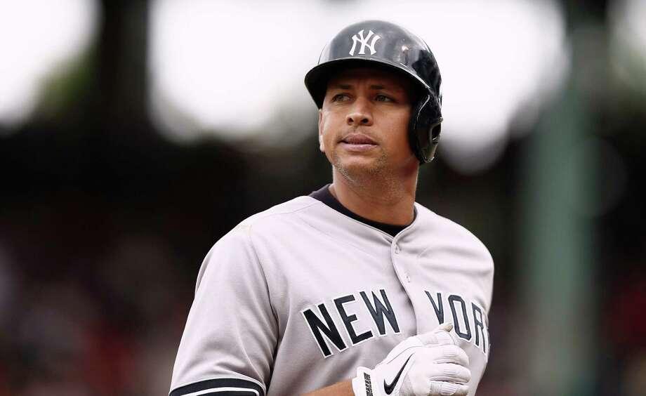 MLB slugger Alex RodriguezSAT Score:910Source:PrepScholar Photo: Winslow Townson / FR170221 AP