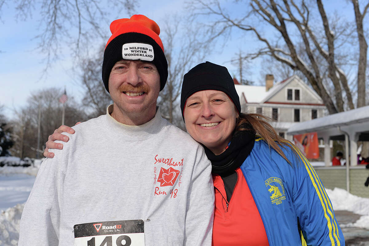 Were you SEEN running and raising money for the Stratford Y?