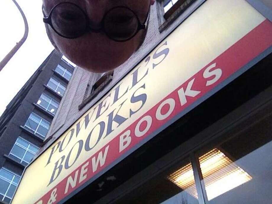 Powell's Books, Portland.
