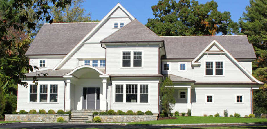 The property at 5 Adams Farm Road was recently sold for $3,065,000. Photo: Contributed Photo / Westport News contributed