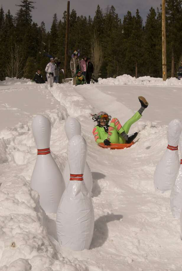 The annual SnowFest takes place at various North Lake Tahoe locations. Photo: Tcda