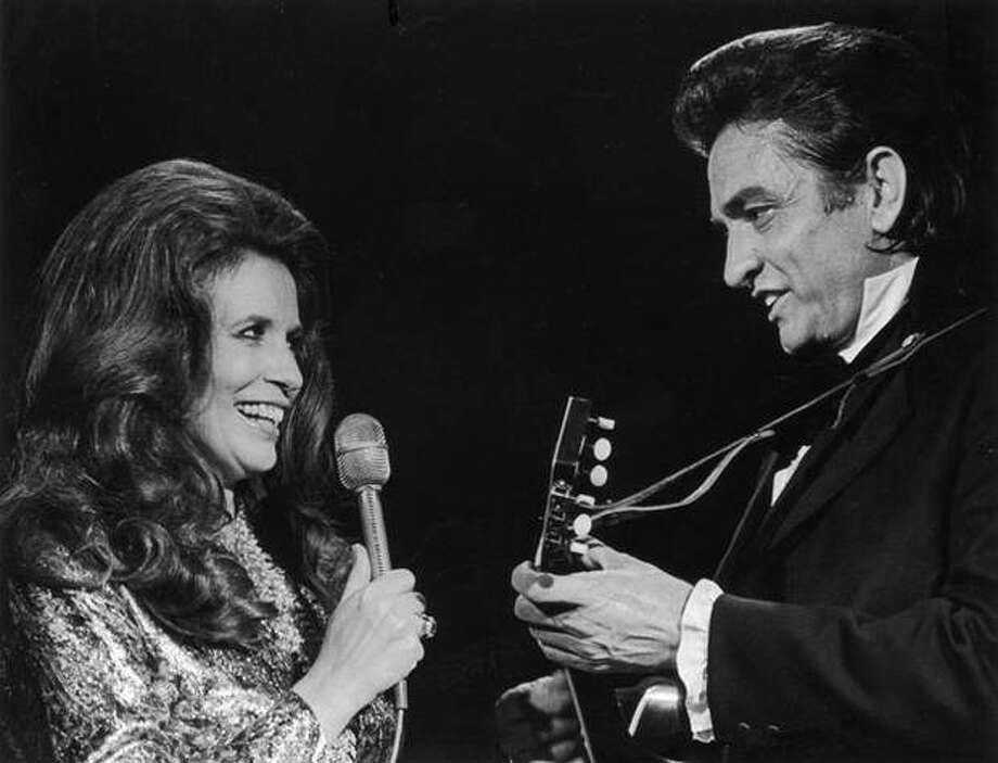 Johnny and June Cash Photo: Getty Images