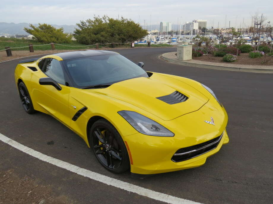 With the C7 Corvette, we now have a superbly tossable sports car that will do 195 miles an hour, will do zero to 60 in about four seconds, and costs tens of thousands of dollars less than its competitors.