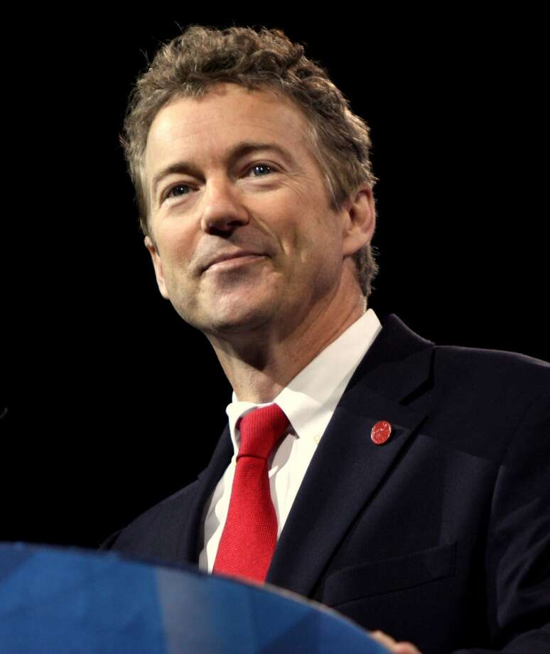 Rand Paul is pictured in this file photo.
