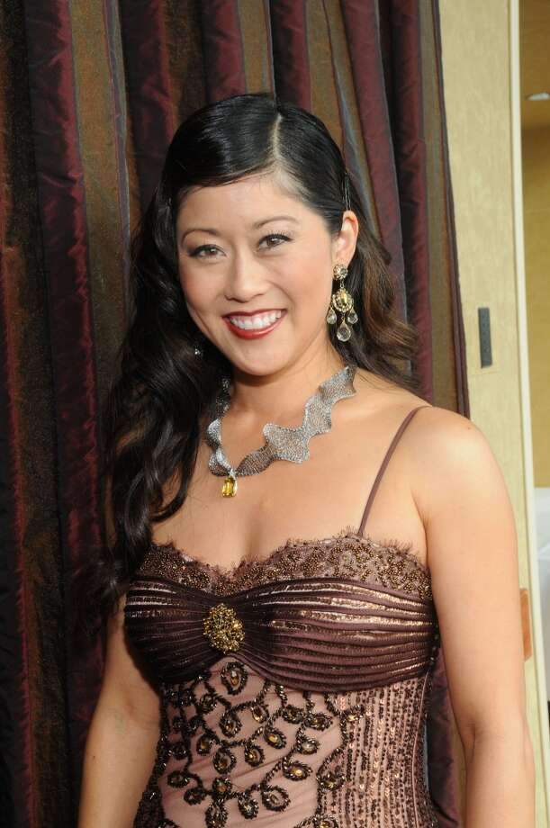 Olympic gold medalist Kristi Yamaguchi  lives in the Bay Area.  Pictured: Yamaguchi attends the 3rd Annual Kristi Yamaguchi's Dancing the Night Away Benefit  at Hilton Union Square on June 18, 2011 in San Francisco, California. (Photo by Araya Diaz/WireImage) Photo: Araya Diaz, WireImage