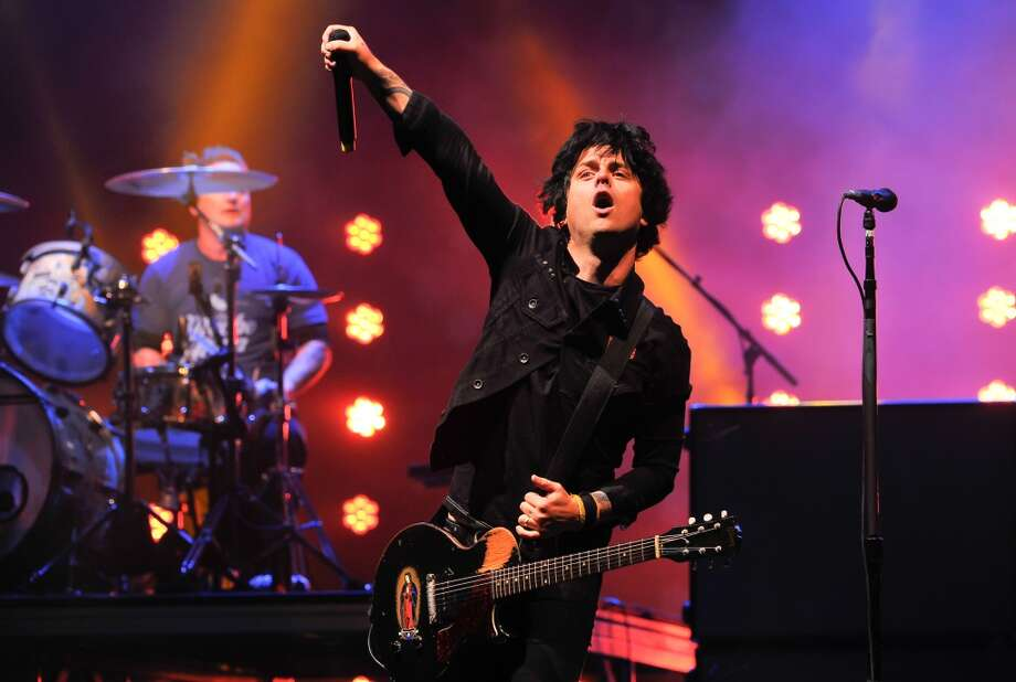 Billy Joe Armstrong of Green Day lives in the East Bay. Pictured: Armstrong performs at The Concert For Kids 4th Annual Benefit for UCSF Benioff Children's Hospital and Children's Hospital Research Center Oakland at AT&T Park on November 19, 2013 in San Francisco, California. (Photo by Steve Jennings/WireImage) Photo: Steve Jennings, WireImage