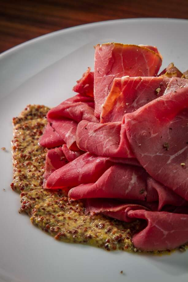 Yoni's Pastrami at Alta CA in San Francisco. Photo: John Storey, Special To The Chronicle