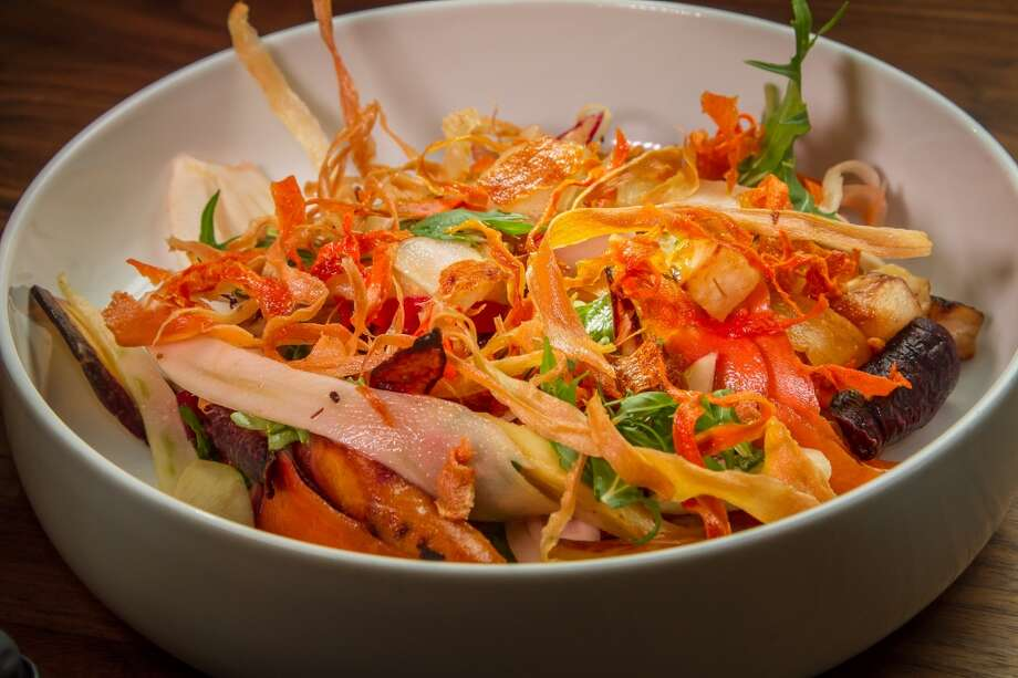 The Warm Root Vegetable salad at Alta CA in San Francisco. Photo: John Storey, Special To The Chronicle