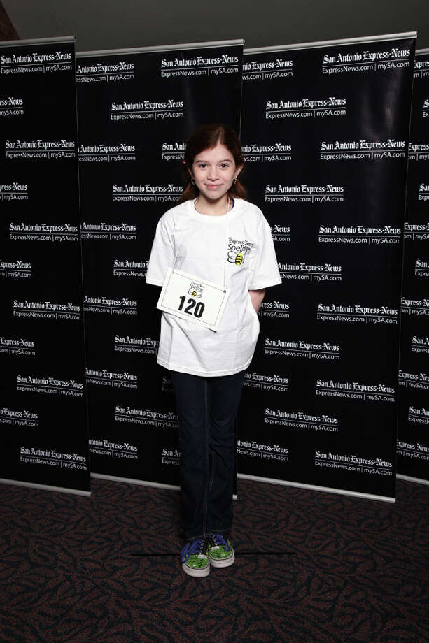 San Antonio Express-News 61st Annual Regional Spelling Bee Photo: San Antonio Express-News