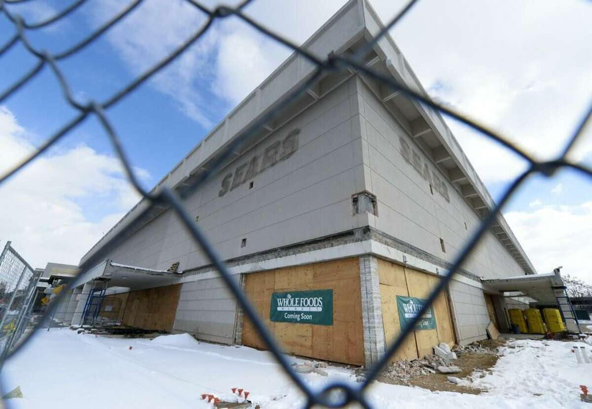The popular market chain Whole Foods is coming soon to the south end of Colonie Center. (Skip Dickstein/Times Union)