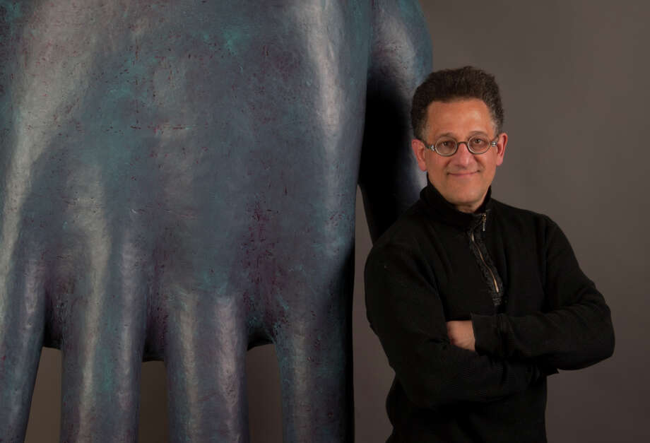 Sculptor/painter Lenoard Urso will deliver the Rosanne Brody Raab Visiting Artist Lecture at Skidmore College. (Andrea Wise) Photo: Walter Colley / Walter Colley©