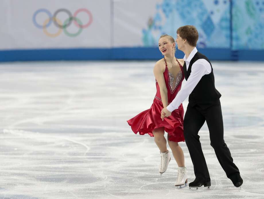 Ah, the sordid world of ... ice skating? A French newspaper reported that Russian and U.S. judges were colluding to help each other's teams. Allegedly, a Russian judge would help U.S. duo Meryl Davis and Charlie White take home the gold in exchange for the U.S. judge helping Russia secure gold in the pairs and team events. All allegations have been vehemently denied. (AP Photo/Ivan Sekretarev) Photo: Ivan Sekretarev, Associated Press