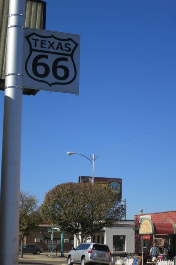 No. 34: Amarillo
