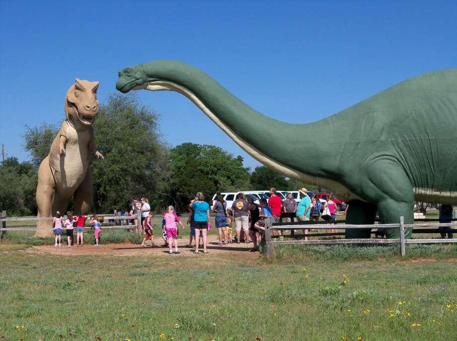 No. 35: Glen Rose Dinosaur Valley State Park in Glen Rose. Photo: Lana Berkowitz, Houston Chronicle