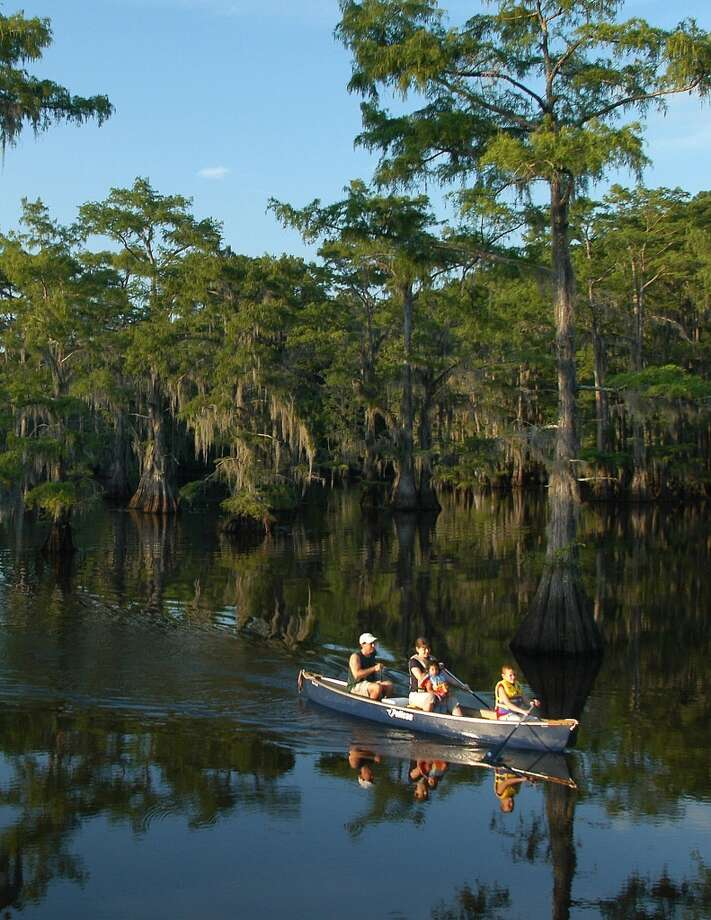 No. 37: Caddo Lake State Park