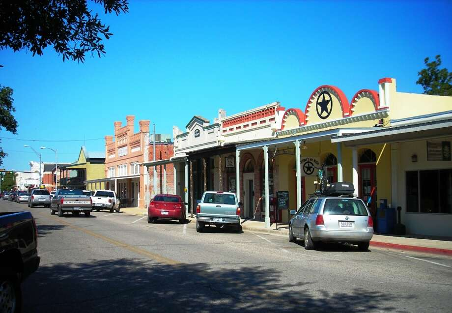 Romantic travel destinations in Texas:Cities & TownsBastrop Go shopping in here for a great, unique Texas experience. Photo: Bastrop CVB