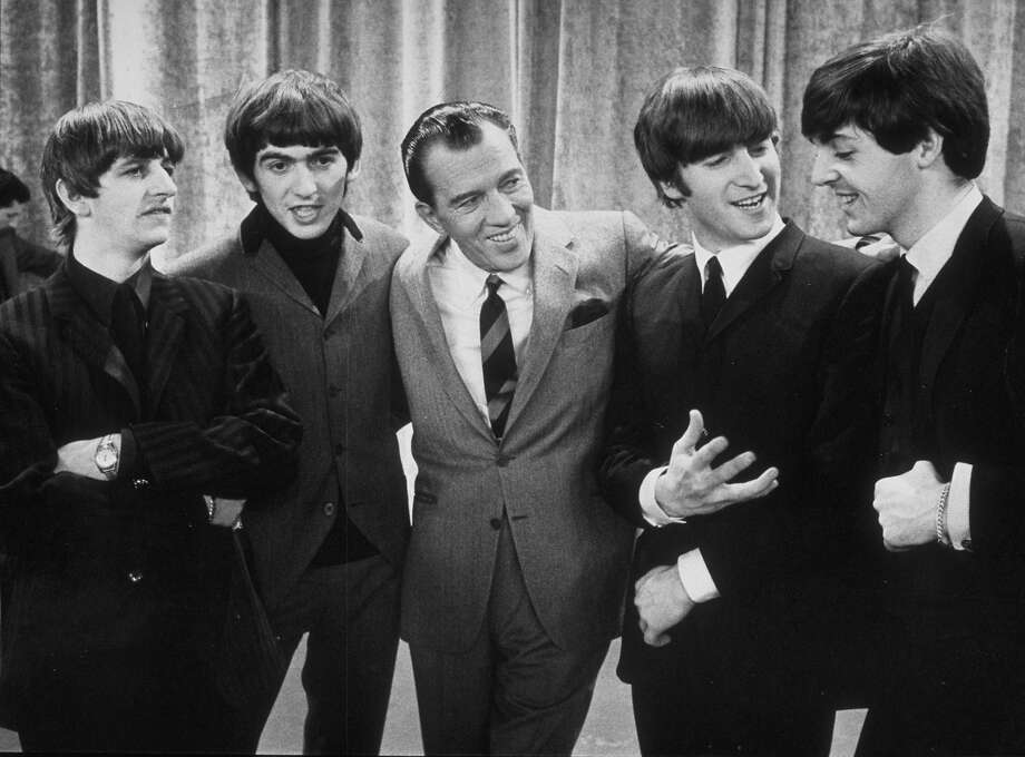 """February 9. 1964: Everyone knows the Beatles made their American television debut on """"The Ed Sullivan Show"""" 50 years ago,but lets take a look at who else was on the show last night. Click through this slideshow to see the rest of the acts. Photo: Express Newspapers, Getty Images / 2004 Getty Images"""
