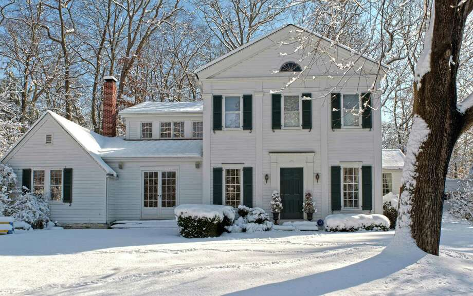 The house at 49 Partrick Road is on the market for $1,459,000. Photo: Contributed Photo / Westport News contributed