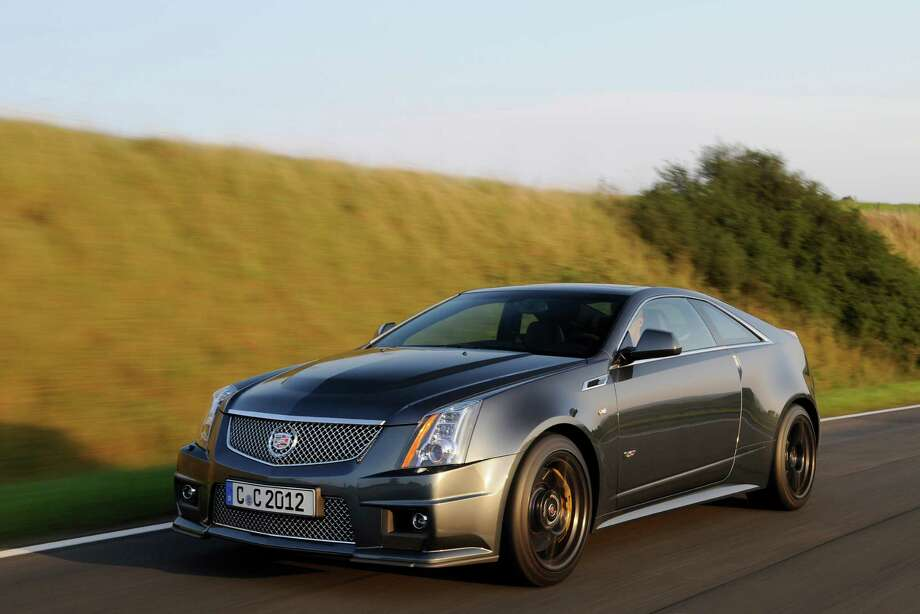 12. The Cadillac CTS-VThis flashy car is pretty rare in affordable, used condition, but if you can find one with reasonable mileage, it's worth the $15,000. Photo: File
