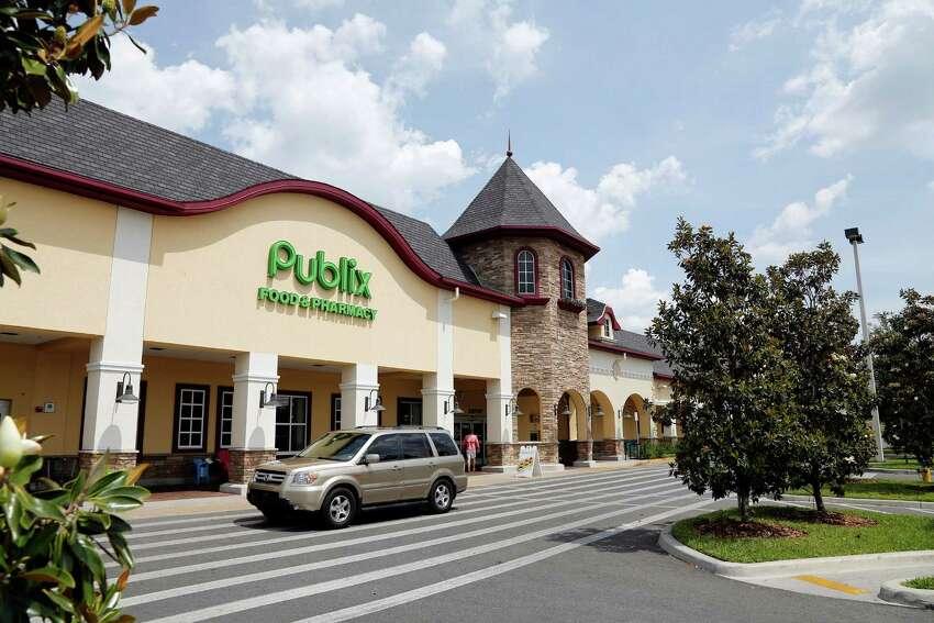 No. 9: Publix supermarket company