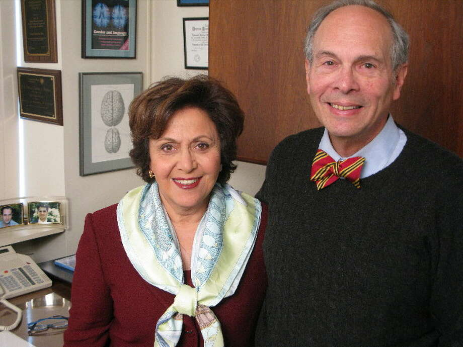 Drs. Sally and Bennett Shaywitz will speak at the Lenox M. Reed Seminar on Feb. 27. Photo: Provided By Neuhaus Education Center