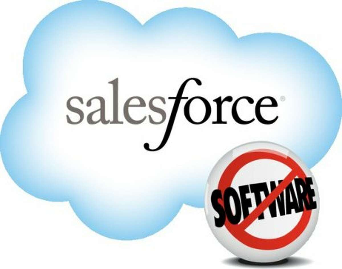 50. SalesForce Glassdoor rating: 3.8/5 SalesForce is a software company headquartered in San Francisco, California.