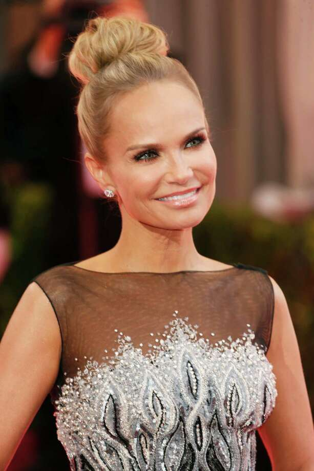 Kristin Chenoweth arrives at the 85th Academy Awards at the Dolby Theatre on Sunday Feb. 24, 2013, in Los Angeles. (Photo by Todd Williamson/Invision/AP) Photo: Todd Williamson / Invision