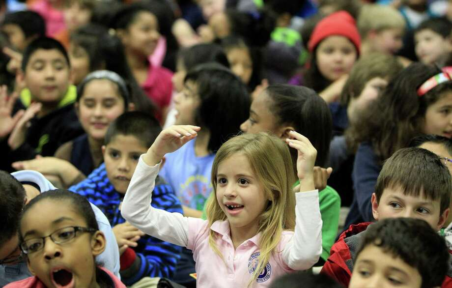 "Here are the top elementary schools in Houston's suburban school districts. These are the schools that received an ""A+"" from Niche, and for larger districts such as Cypress-Fairbanks and Katy ISD with multiple A+ schools, we listed three. Photo: Karen Warren, Houston Chronicle / © 2013 Houston Chronicle"