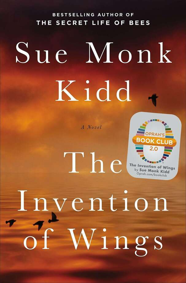 The Invention of Wings, by Sue Monk Kidd Photo: Viking Adult