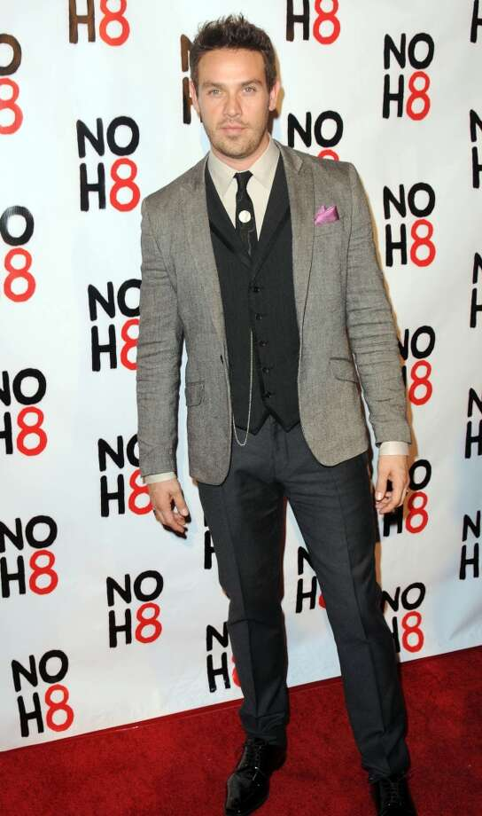 "Actor Kevin Alejandro arrives for the City of West Hollywood's Proclaimation of Dec 13th as ""NOH8 Day"" held at The House Of Blues on December 13, 2011 in West Hollywood, California. Photo: Albert L. Ortega, Getty Images"