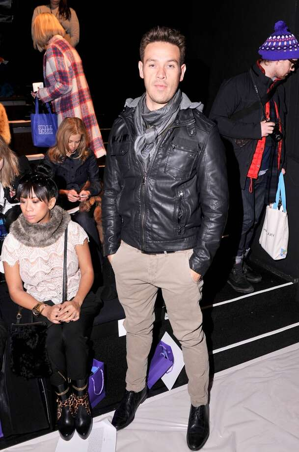Actor Kevin Alejandro attends the Noon By Noor fashion show during Mercedes-Benz Fashion Week Fall 2014 at The Salon at Lincoln Center on February 10, 2014 in New York City. Photo: Stephen Lovekin, Getty Images For Mercedes-Benz Fashion Week