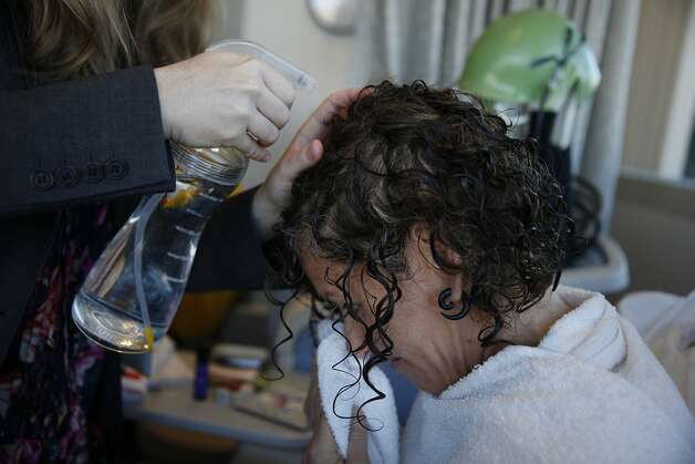 Ucsf Tests Cold Caps To Reduce Hair Loss During