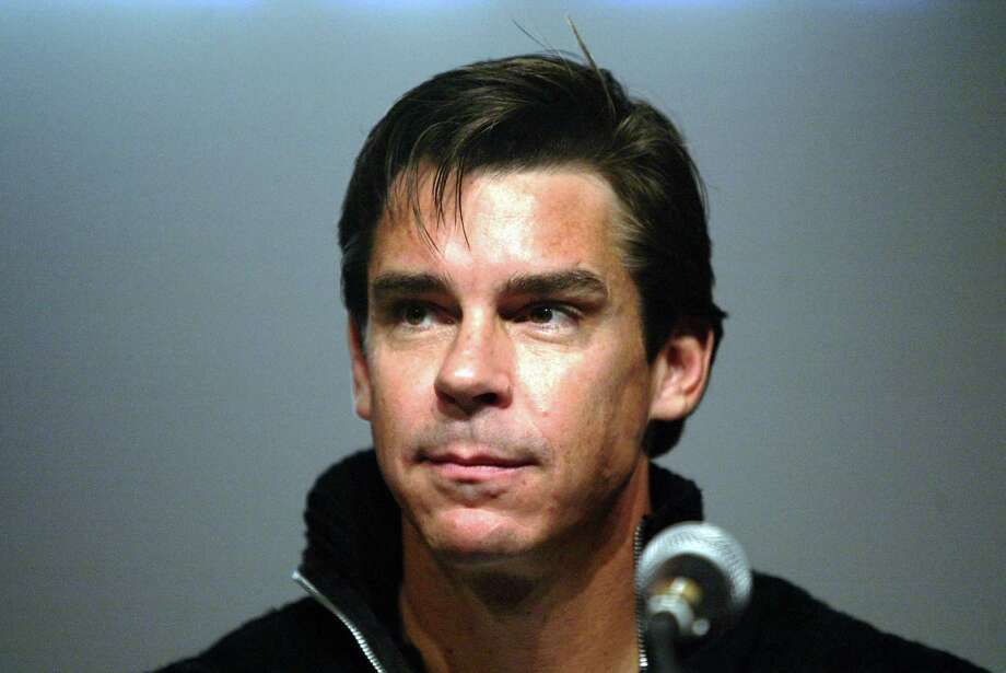 "Billy Bean hit .226 in parts of six seasons as an infielder with the Detroit Tigers, Los Angeles Dodgers and San Diego Padres. He enjoyed his best season in 1993 with San Diego, when he hit .260 with 5 home runs and 32 RBI. Not to be confused with the Billy Beane of ""Moneyball"" fame, this Bean came out as gay in 1999. Photo: Frazer Harrison, Getty Images / 2004 Getty Images"
