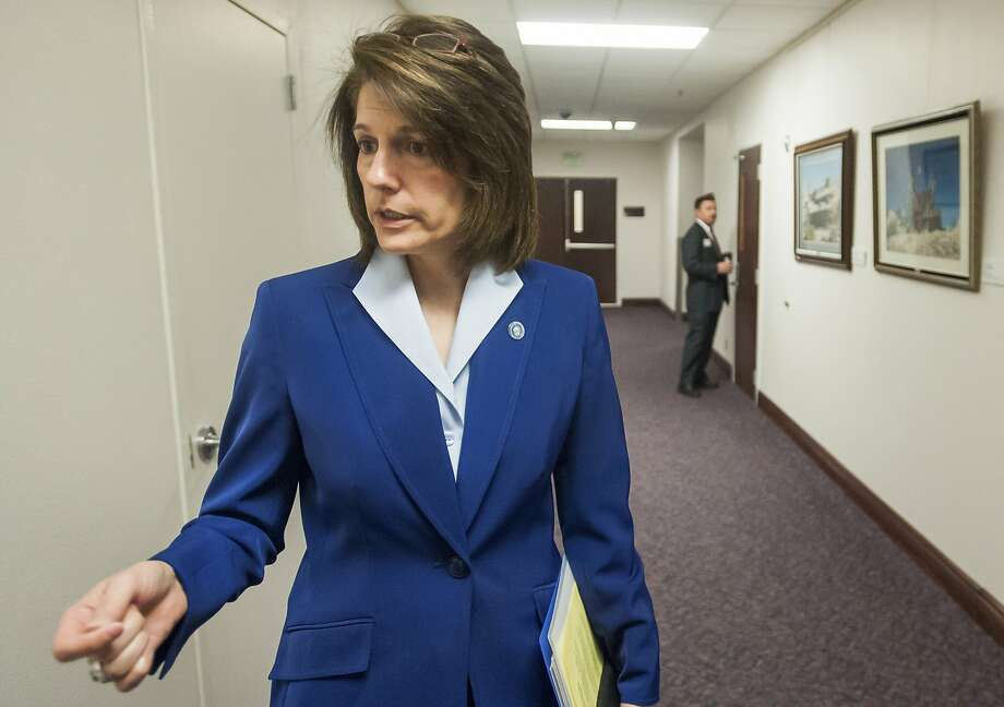 Catherine Cortez Masto is attorney general for Nevada. Photo: Kevin Clifford, Associated Press