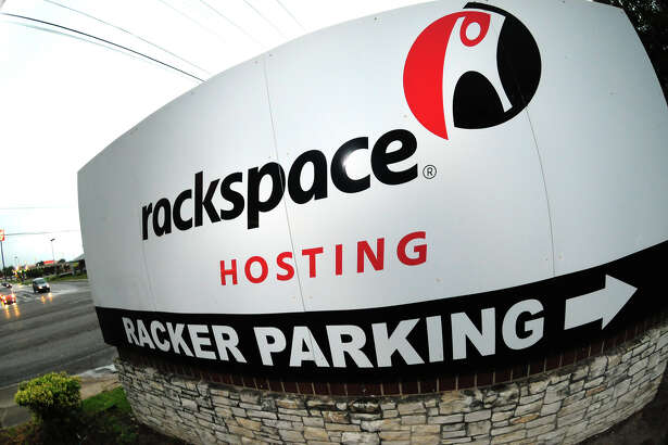 May 14, 2010--- Rackspace Hosting now occupies the former Windsor Park Mall in Windcrest, Tx. Photo by Robin Jerstad