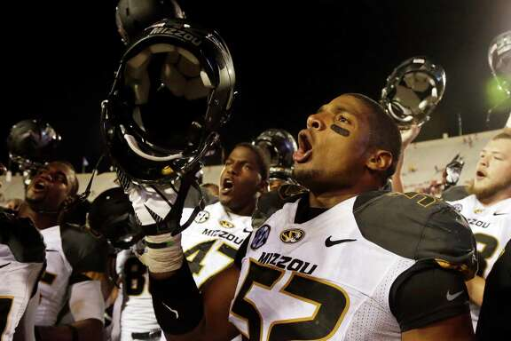 Hitchcock native Michael Sam (52) says he hopes his ability is all that matters, not his sexual orientation.