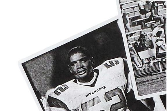 Yearbook photos of Michael Sam were a hot commodity Monday.