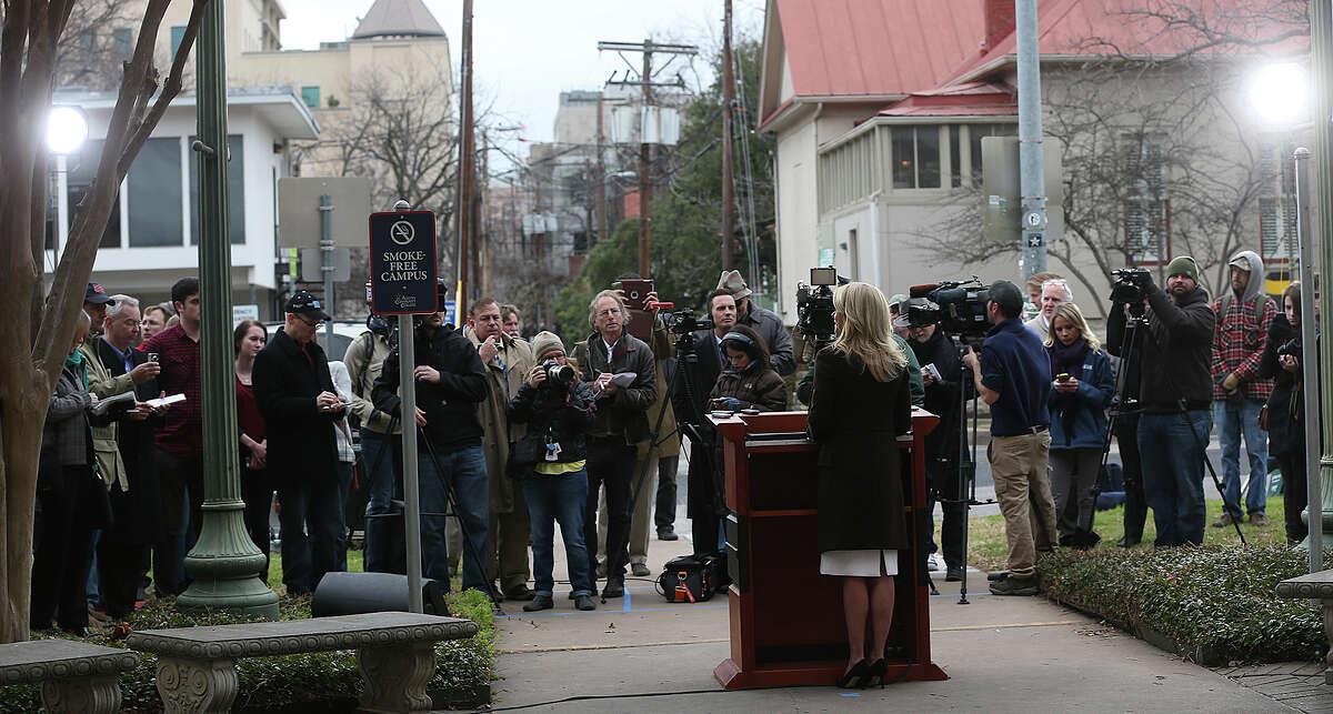 School: Austin Community CollegeReceived: Binoculars (10), Reflex sight (4) Source:The Chronicle of Higher Education