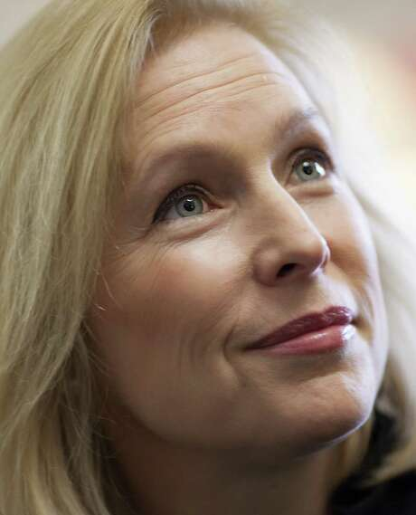 Sen. Kirsten Gillibrand says she will get the votes to counter a filibuster on the Military Justice Improvement Act. / AP