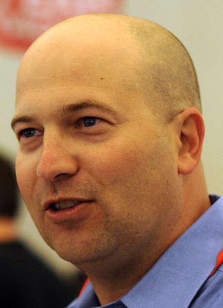 Lanham Napier is retiring effective immediately. He had been CEO of Rackspace since 2006. / gcalzada@express-news.net