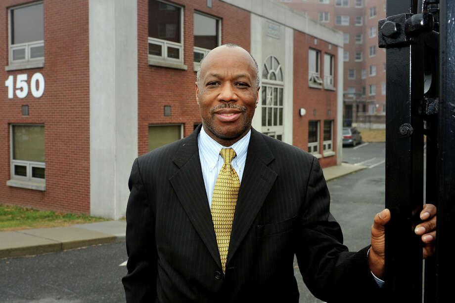 Jimmy Miller, Interim Executive Director of the Bridgeport Housing Authority, in Bridgeport, Conn., Dec. 5, 2013. Photo: Ned Gerard / Connecticut Post