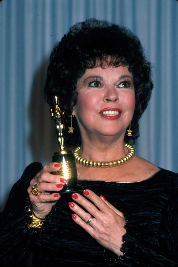 1984: Shirley Temple Black received an honorary Oscar in 1984. Photo: Time Life Pictures, Time & Life Pictures/Getty Image / Time Life Pictures