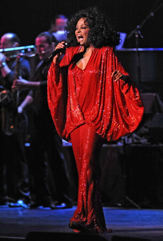 The Supreme Diana Ross owns a home in Greenwich.