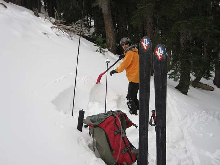 This avalanche forecaster is working to keep you safe