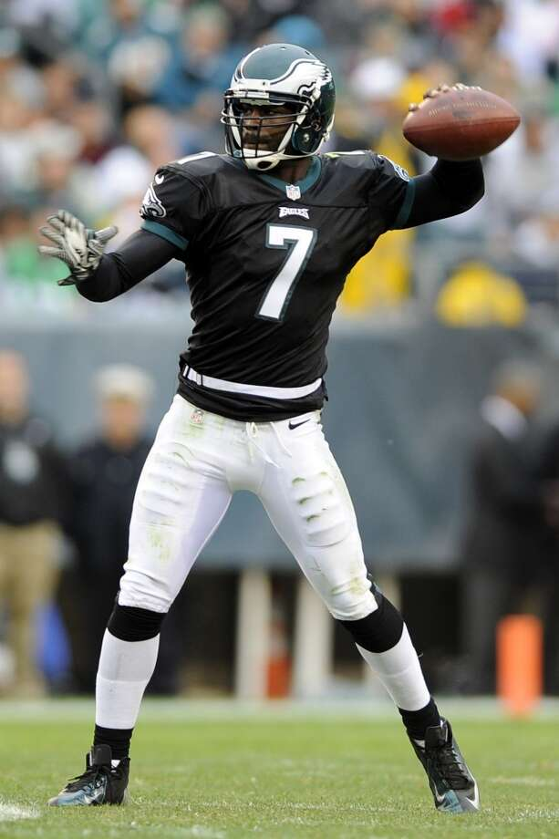 Michael Vick  Age: 33  2013 stats: Seven games played, 1,215 passing yards, 5 touchdowns, 3 interceptions, 306 rushing yards, two rushing touchdowns  Most recent team: Philadelphia Eagles Photo: Michael Perez, Associated Press
