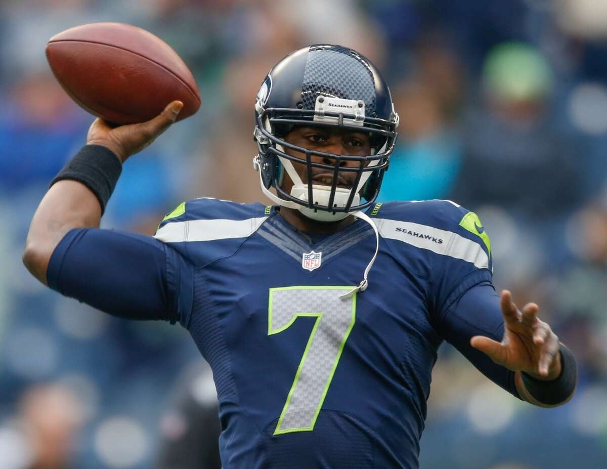 Former Seattle Seahawks quarterback Tavaris Jackson died Sunday night in a car accident. He was 36.