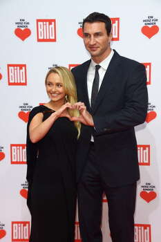 Hayden Panettiere is expecting her first child with fiance Wladimir Klitschko. Photo: Luca Teuchmann, Getty Images / 2013 Luca Teuchmann