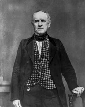 Sam Houston was the first and third president of the Republic of Texas, a senator for the Lone Star State once it joined America, and he was 7th governor of Texas. Houston was born in Rockbridge County, Virginia in 1793.