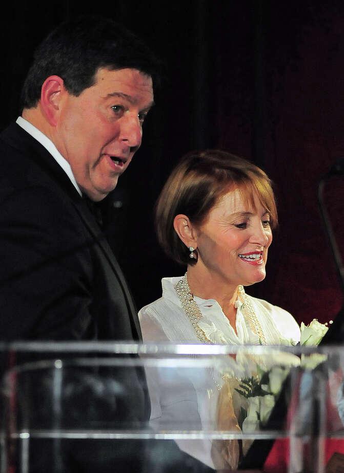 Frank Grese and Carolyn Grese Photo: © Tony Bullard 2014, For The Chronicle / © 2014 Tony Bullard